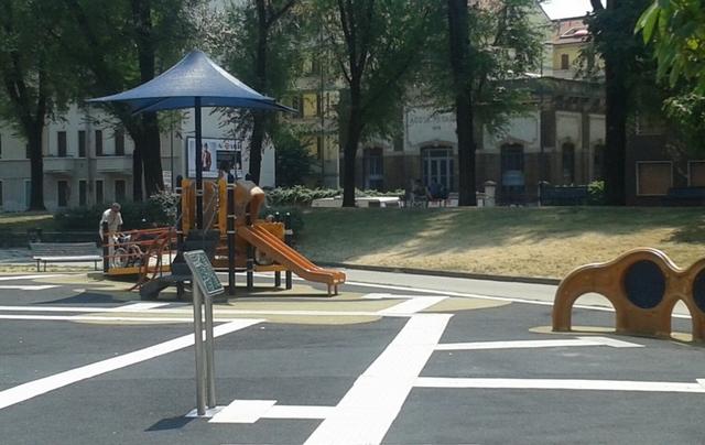 Immagini Parco Vittorio Formentano – Milano