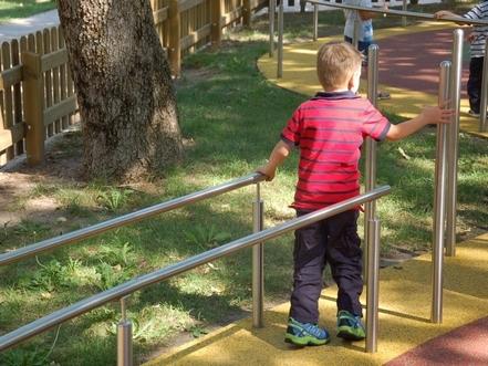 Parco giochi inclusivo – Christine Janssen