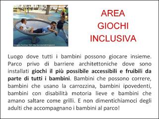Storia dei parchi gioco inclusivi in Italia e sviluppo futuro