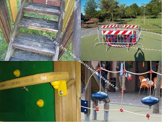 AAA. Incidenti al parco giochi – Sicurezza e manutenzione