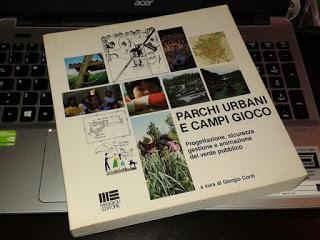 Consiglio di lettura: Parchi urbani e campi gioco – 4