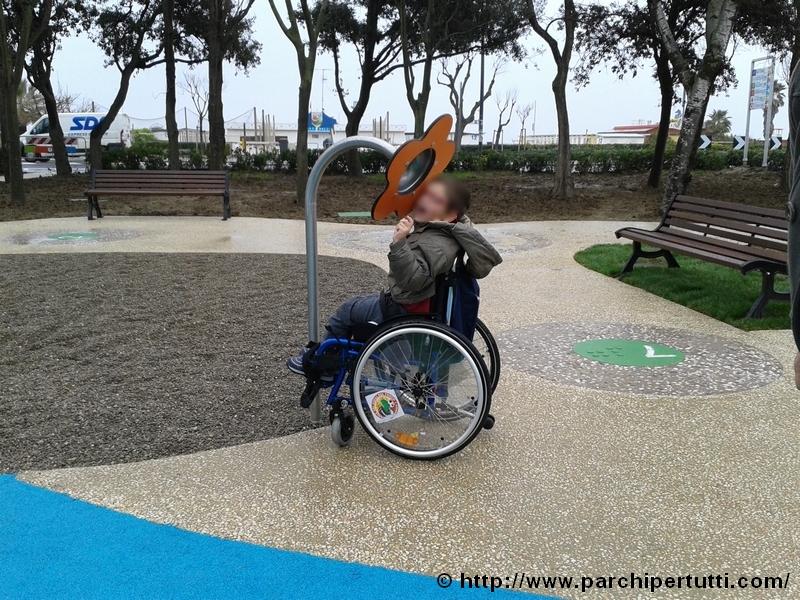 Solo i parchi davvero inclusivi cambieranno le cose