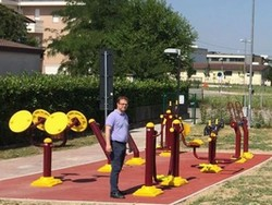 Nuovo parco ad Albignasego