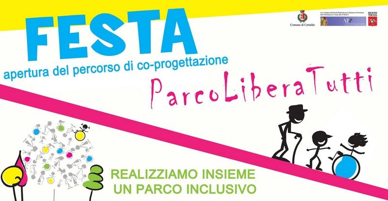 Parco Libera Tutti, area verde accessibile progettata con i cittadini