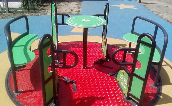 Fucecchio parco inclusivo