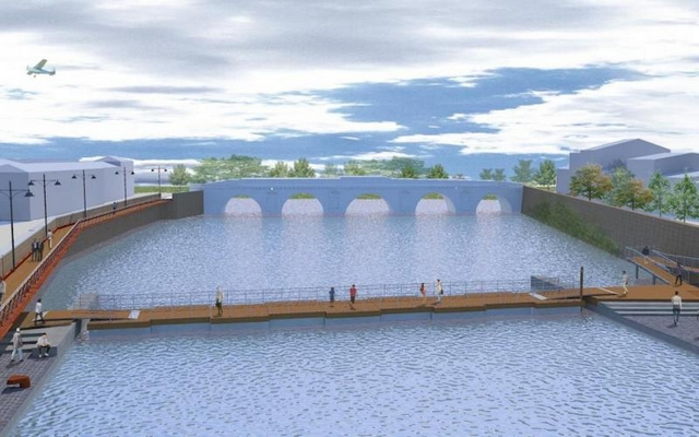 Rimini Ponte Tiberio e associazioni