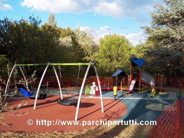 Inaugurazione parco inclusivo Riccione