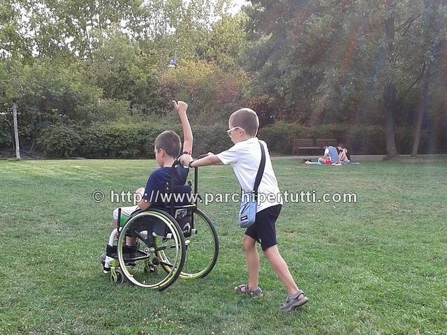Ravenna: bambini disabili esclusi dai parchi gioco