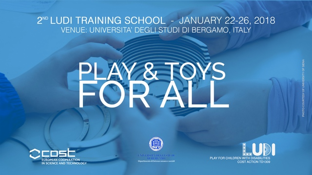 Play & Toys for All – 2° training school