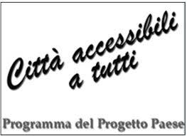"""""""Città accessibili a tutti"""" promosso dall'Istituto Nazionale di Urbanistica"""