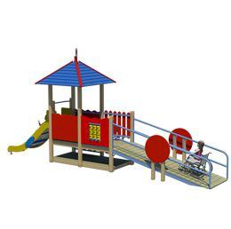 Ferrara: nuovi giochi e arredi per parchi e scuole