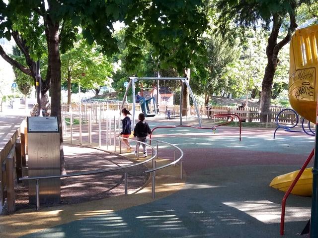 Parco giochi inclusivo Bolzano