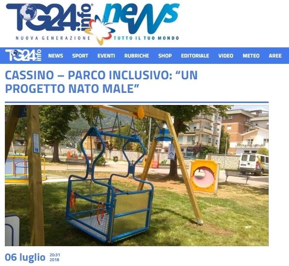 Parco inclusivo? No: parco esclusivo!