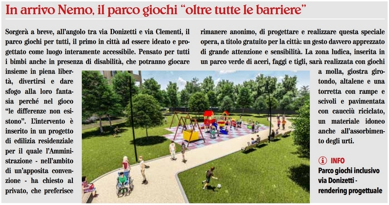 Monza: giochi per tutti