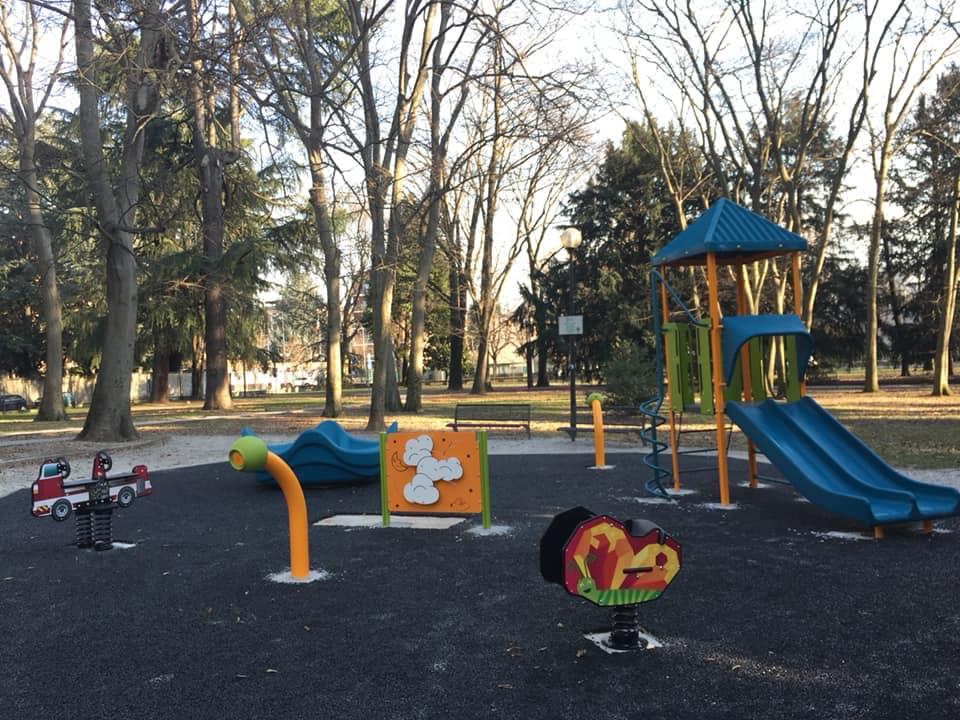 Villasanta: un parco per tutti