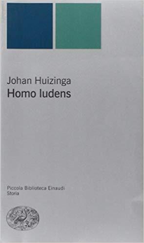 Consiglio di lettura: Homo ludens – Johan Huizinga