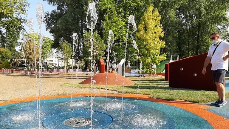 Pordenone: parco inclusivo San Valentino